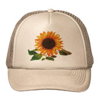 Sunflower Trucker Hats