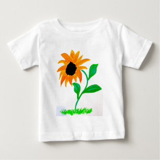 sunflower infant t-shirt
