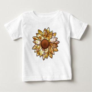 Sunflower Vibes Baby T-Shirt