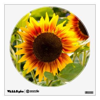 Sunflower Wall Graphic