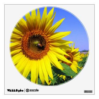 Sunflower Room Sticker