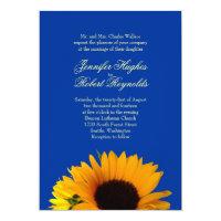 Sunflower Wedding Invitation (<em>$2.16</em>)