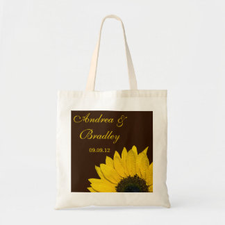 Sunflower Wedding Welcome Bag