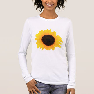 Sunflower Wom Amer Aparel Jersey Sleeve TShirt