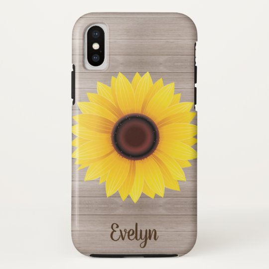 huge selection of 12b17 213fc Sunflower Women's Cell Phone Case