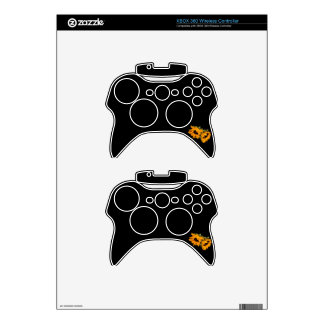 Sunflower Xbox 360 Controller Decal