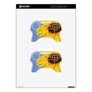 Sunflower Xbox 360 Controller Skins