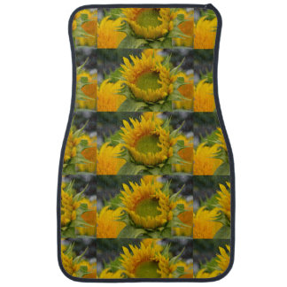 Sunflower Floor Mat