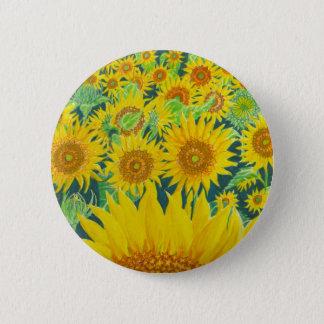 Sunflowers1 Button