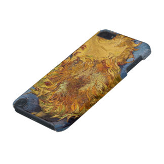 Sunflowers, 1887 (oil on canvas) iPod touch (5th generation) case