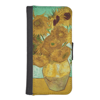 Sunflowers, 1888 2 iPhone 5 wallets