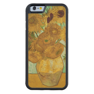 Sunflowers, 1888 3 carved® maple iPhone 6 bumper case