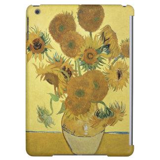 Sunflowers, 1888 iPad air case