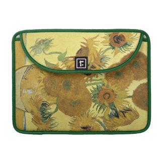 Sunflowers, 1888 MacBook pro sleeves