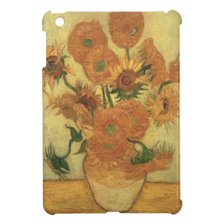Sunflowers, 1889 (oil on canvas) case for the iPad mini