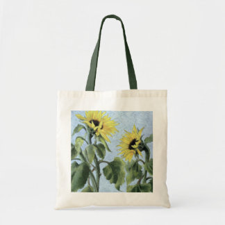 Sunflowers 1996 tote bag