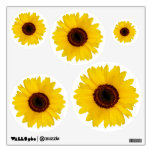Sunflowers 5 wall decals