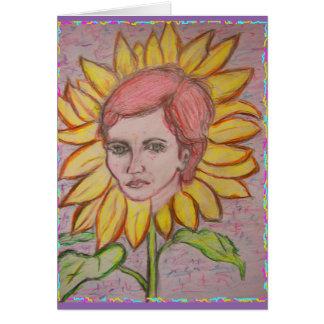 Sunflowers Always Card