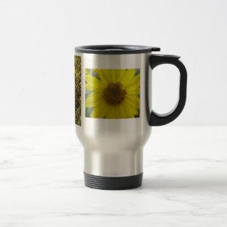 Sunflowers and Butterflies Mugs