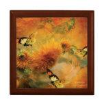 Sunflowers Art Gift Box