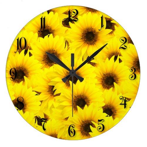 ... Clocks · Sunflowers Background Wallclocks ...
