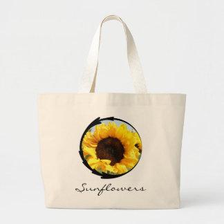 Sunflowers Bags
