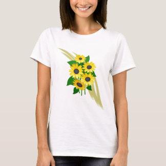 Sunflowers Bouquet T-Shirt