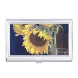 Sunflowers Business Card Case