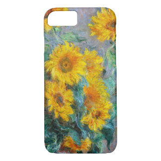 Sunflowers by Claude Monet iPhone 8/7 Case