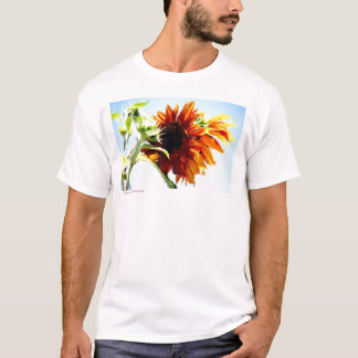 Sunflowers by DocPreacher T-Shirt