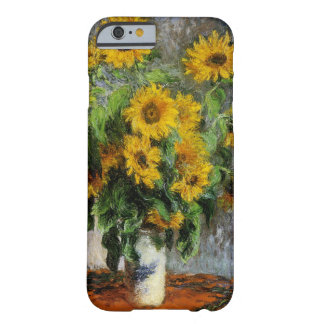 Sunflowers by Monet Barely There iPhone 6 Case
