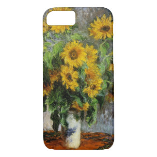 Sunflowers by Monet iPhone 7 Case