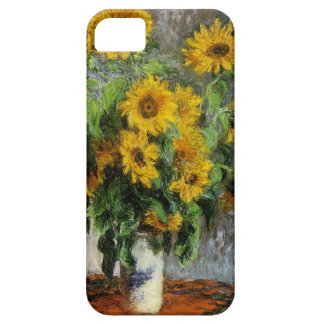 Sunflowers by Monet iPhone SE/5/5s Case