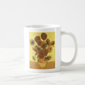 Sunflowers by Van Gogh Coffee Mug