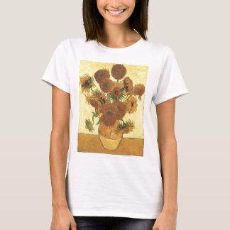 Sunflowers by Van Gogh T-Shirt