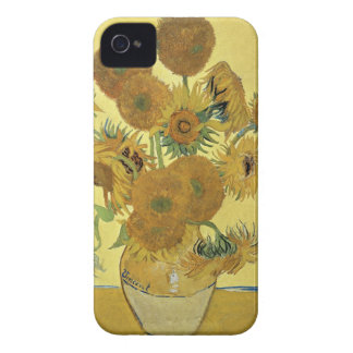 Sunflowers by Vincent Van Gogh Case-Mate iPhone 4 Cases