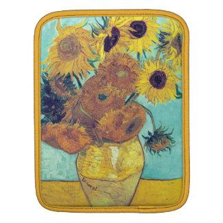 Sunflowers by Vincent Van Gogh iPad Sleeve