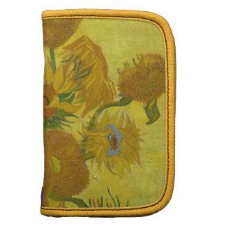 Sunflowers by Vincent van Gogh Organizer