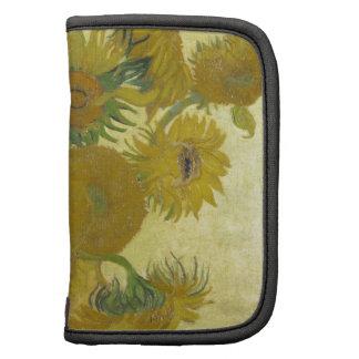 Sunflowers By Vincent Van Gogh Planner