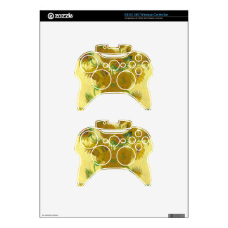 Sunflowers by Vincent van Gogh Xbox 360 Controller Decal