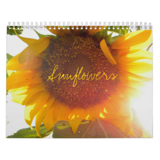 Sunflowers Calendars