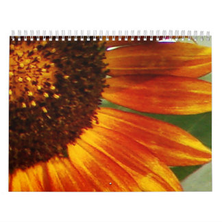 Sunflowers! Calendar
