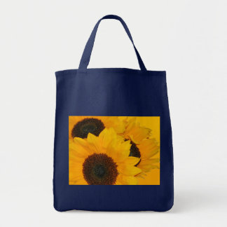 Sunflowers Canvas Bags