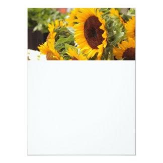 Sunflowers! Card