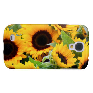 Sunflowers Galaxy S4 Covers