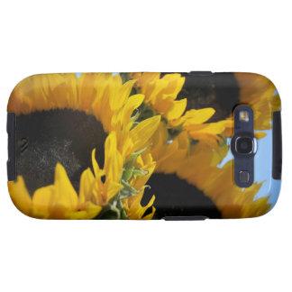 Sunflowers Galaxy SIII Case