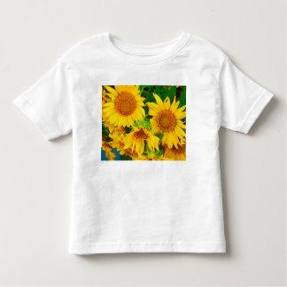 Sunflowers City Market KC Farmer's Market T Shirt
