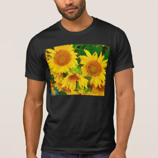 Sunflowers City Market KC Farmer's Market T-Shirt