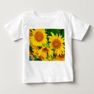 Sunflowers City Market KC Farmer's Market Tee Shirt