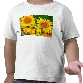 Sunflowers City Market KC Farmer's Market T-shirts